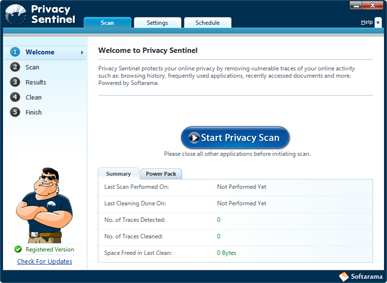 antivirus online privacy